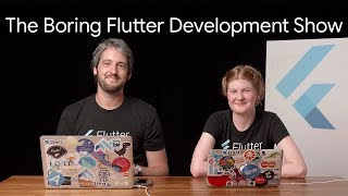 Adding Animations to Your App - The Boring Flutter Development Show, Ep. 5