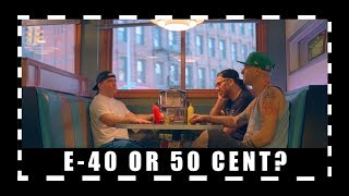 E-40 OR 50 CENT? - Heavy Metal Breakfast (EP 132)