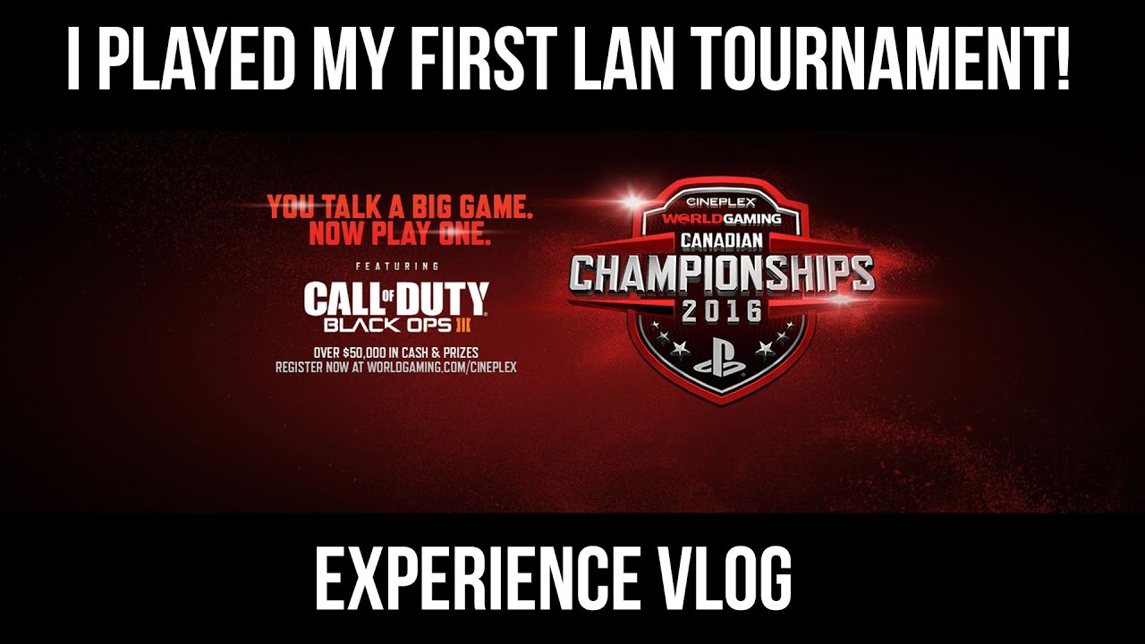 Canadian Gaming Tournaments