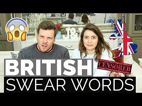 🇬🇧 BRITISH Insults AMERICANS Won't Understand! 🇺🇸