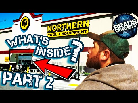 NORTHERN TOOL Hand Tools & Toolboxes (Part 2)