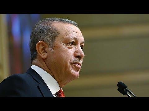 Cumhurbaşkanı Erdoğan, Dünya Müslüman Azınlıklar Zirvesi'nde konuşuyor