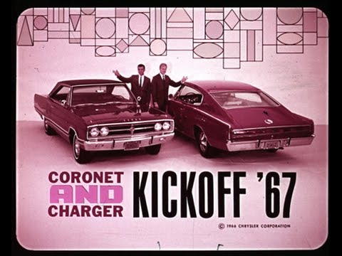 1967 Dodge Coronet and Charger Dealer  Film