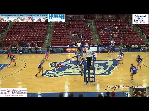 Grizzly Invitational - Day 2 - Missouri State University West Plains vs Hutchinson CC - Final Match