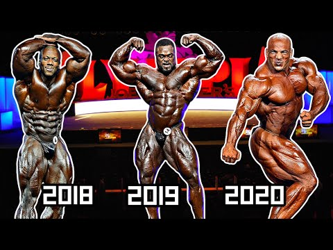 Who is the Best Mr. Olympia in the After- Phil Era? Will it be Aesthetics or Mass Going Forward?