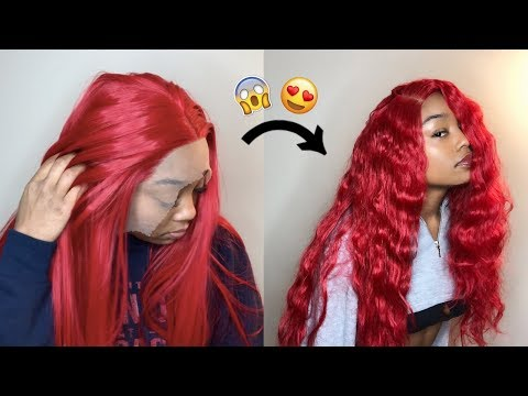 HOW TO SLAY A SYNTHETIC WIG | ft. Hairspells Hair Company