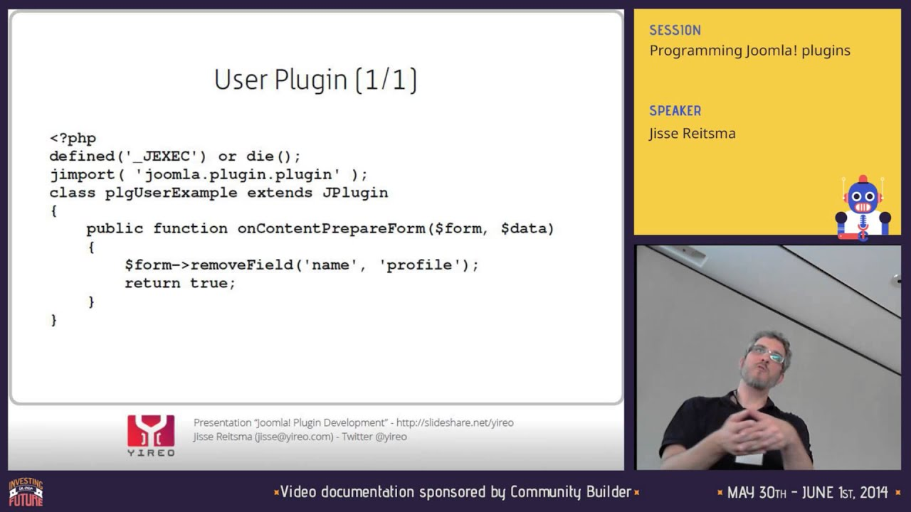 how to write a joomla plugin