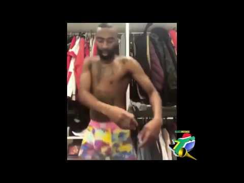 Funny Riky Rick dance moves