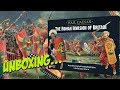 The Roman Invasion Of Britain Warlord Games Hail Caesar Starter Set Unboxing mp3