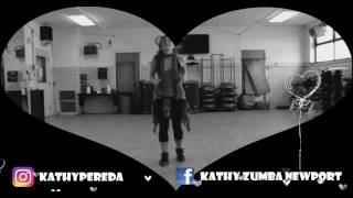 Zumba® with Kathy P- Vine A Buscarte (Cumbia) [HD]