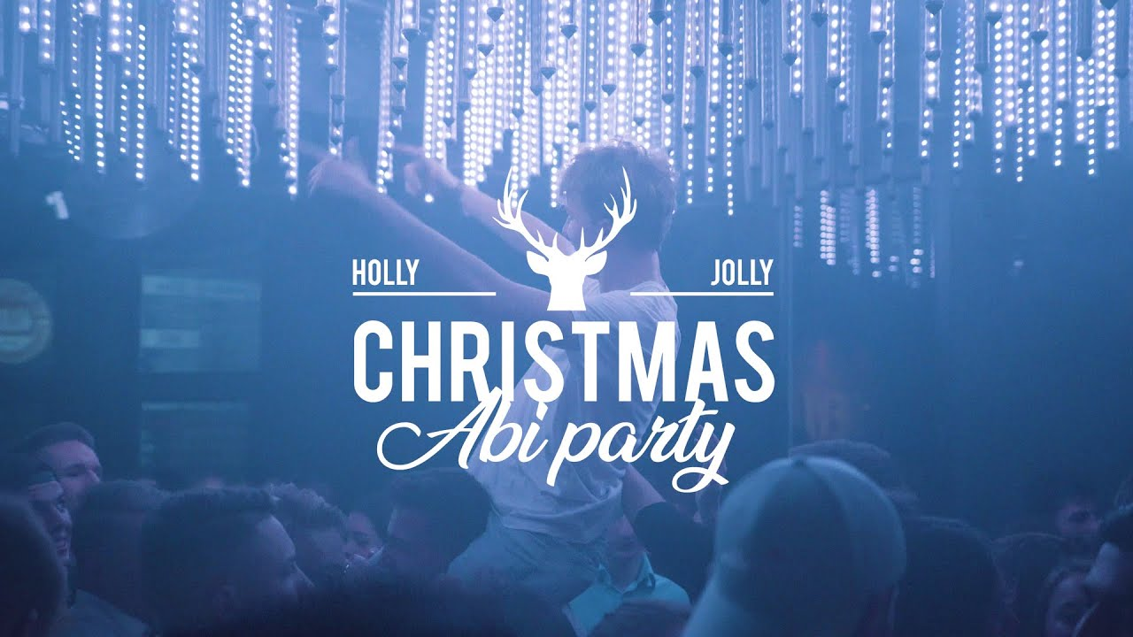 HOLLY JOLLY - Christmas Abi Party (RBZ Wirtschaft Kiel)