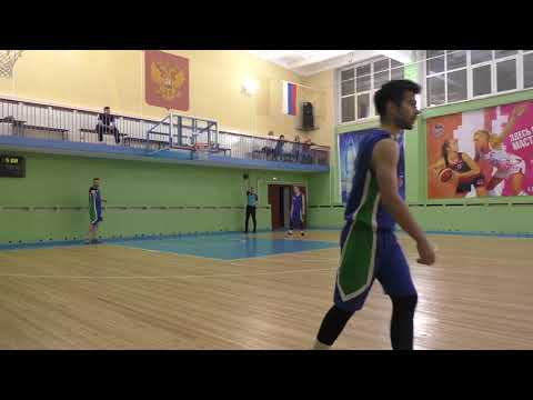 РБЛ Ростовские коты vs ДГТУ 7.05.19