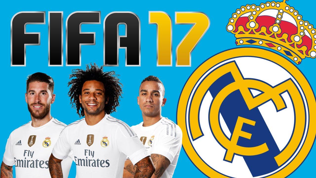 Player Ratings Real Madrid 2: FIFA 17 Real Madrid Player Ratings!