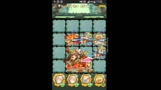 【サモンズボード】 デカン高原 【神】恐るべき女神 湖の騎士ランスロットPT ノーコン攻略