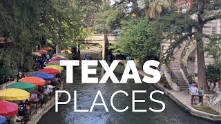 10 Best Places to Visit in Texas - Travel Video