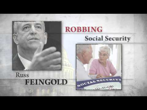 "Russ Feingold - ""18 Long Years"" - Club for Growth Action"