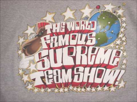 The World Famous Supreme Team Show WHBI NYC April 13, 1983