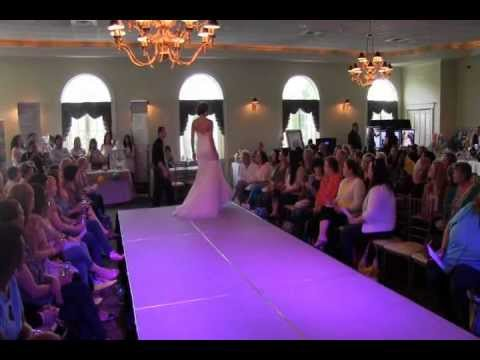 Check Out The Bridal Gowns From The Bridal Suite Of Hamilton At The Mercer Oaks Bridal Show!