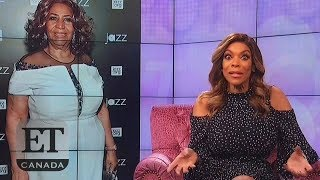 Wendy Williams Bashed For Aretha Franklin Comments