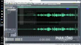 Hướng dẫn lọc tạp âm Adobe Audition 1.5 | Tutorial Adobe Audition 1.5 Noise Reduction