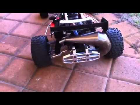 5b baja perth rooster motor