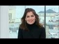 Interview et portrait de Laetitia Casta