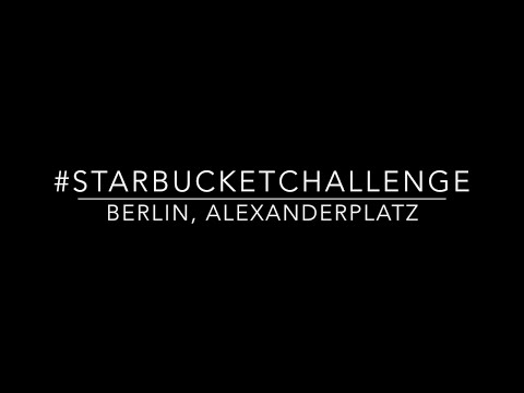 "#starbucketchallenge (ZDF ""Die Anstalt"") im Starbucks Berlin Alexanderplatz - www.statusquo-blog.de"