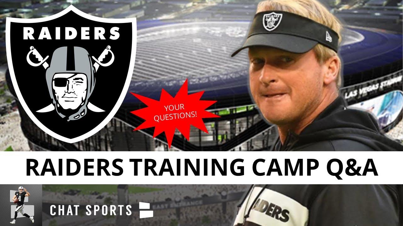 Las Vegas Raiders News: 2020 Training Camp Mailbag On Impact Players, Derek Carr & Jadeveon Clowney