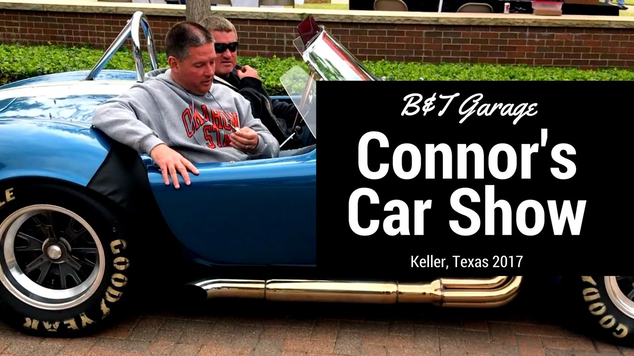 Connors Car Show Keller TX YouTube - Keller car show