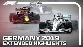 Extended Highlights Of The 2019 German Grand Prix