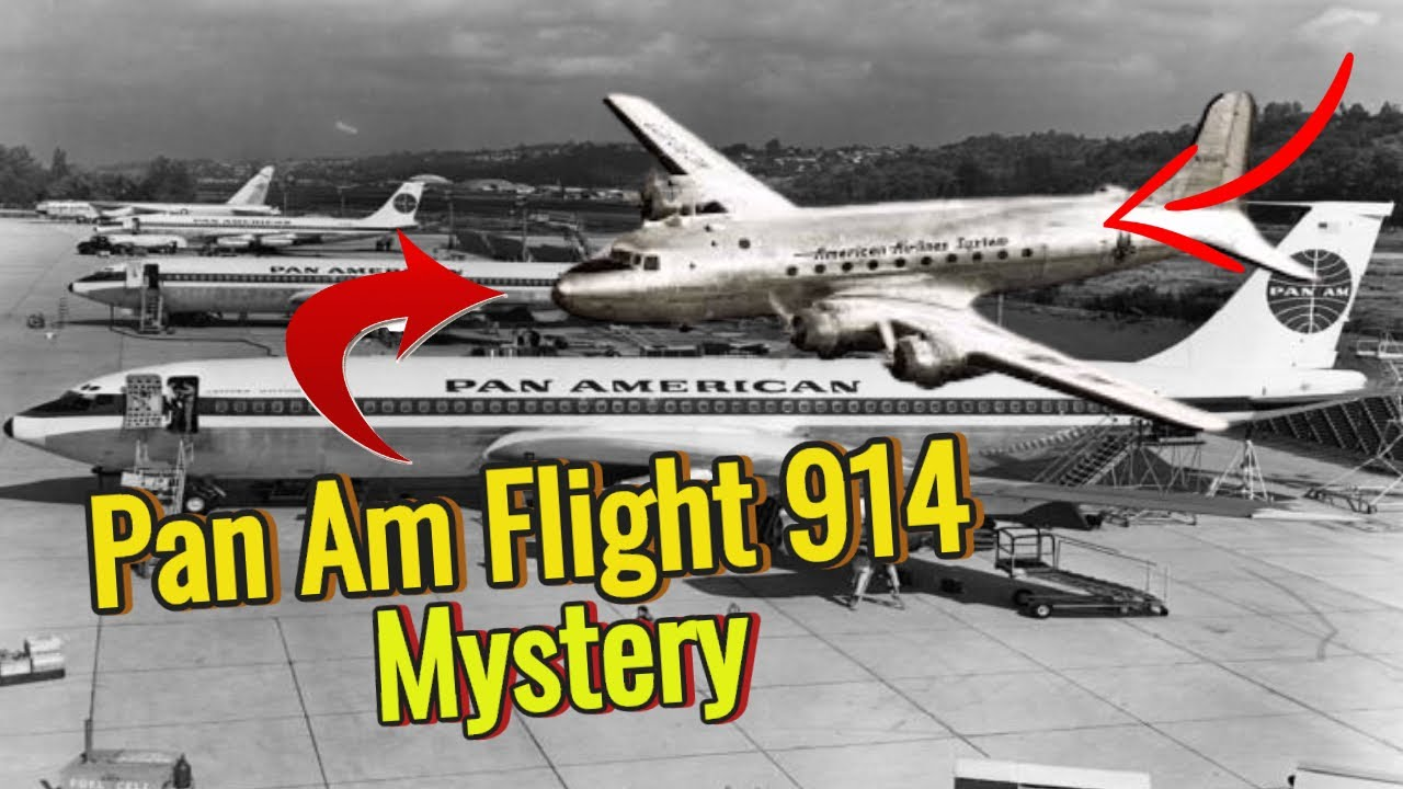 A Mysterious Plane Disappeared And Landed 37 Years Later Youtube