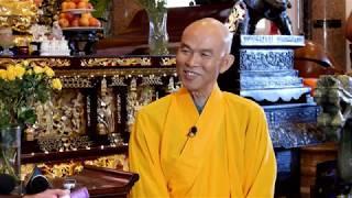 Ông Hoàng Kiều phỏng vấn Hòa thượng  Thích Quảng Thanh