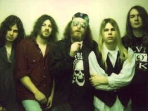 AUTOMATIC SLIM hard heavy blues rock music ALL MY DEVILS raleigh, nc 1996