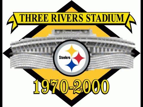 Final Game at Three Rivers Stadium