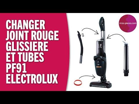Download Remplacer joint rouge, glissière et tubes pour aspirateur Pure F9 Electrolux