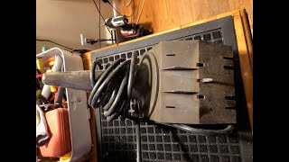 Scrapping a Cellular Antenna for copper and FREE GOLD!!  -Moose Scrapper #280