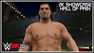 WWE 2K15 - Hall Of Pain DLC - All Superstar Entrances! [WWE 2K15 Downloadable Content PS4/XB1]