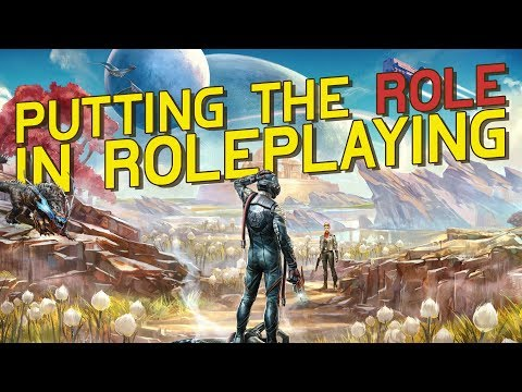 Roleplaying In Video Games (and Why I Barely Do It)