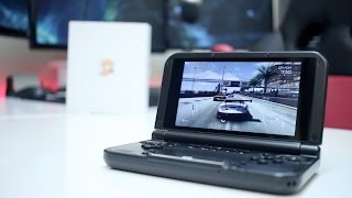 GPD XD DroidBox PlayON Portable Gaming Console Review