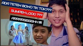 Reaction: Ayu Ting Ting - Jangan Gitu Dong | ADA TETEW BOWO TIKTOKNYA OMG !!!!