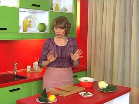 Рецепты с салатом айсберг с фото