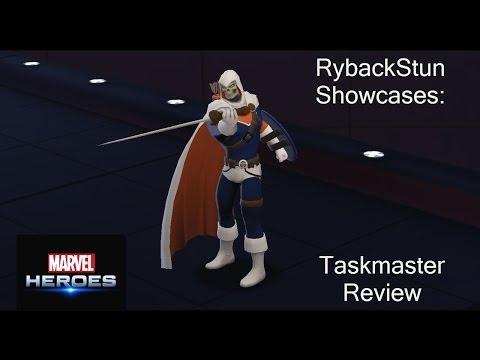 Marvel Heroes: Taskmaster Review