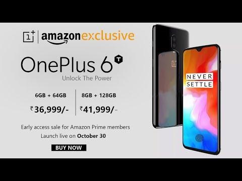 OnePlus 6T - Unlock The Speed !