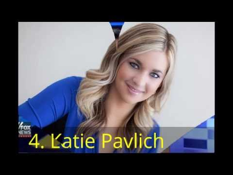 Top 10 Hottest Fox News Female Anchors - Top 10 - YouTube