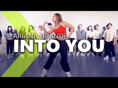 Ariana Grande- Into You (Alex Ghenea Remix) / JaneKim Choreography.