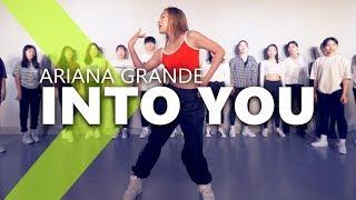 Gambar cover Ariana Grande- Into You (Alex Ghenea Remix) / JaneKim Choreography.