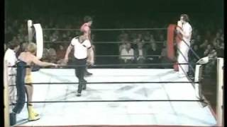World Of Sport - Mark Rollerball Rocco vs Mal Sanders pt.3