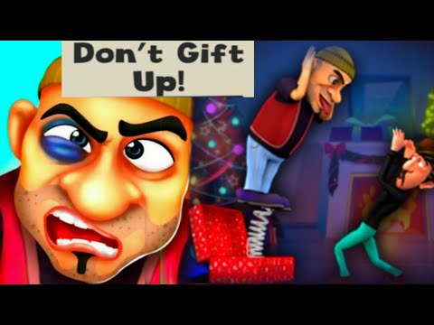 NEW UPDATE! SCARY ROBBER HOME CLASH! DON'T GIFT UP! SOLUTION - Gameplay [Android - IOS]