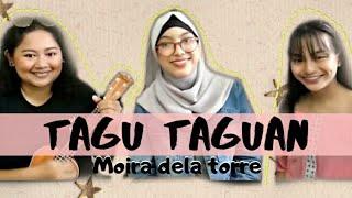 Tagu-Taguan - Moira Dela Torre   Easy Ukulele Tutorial