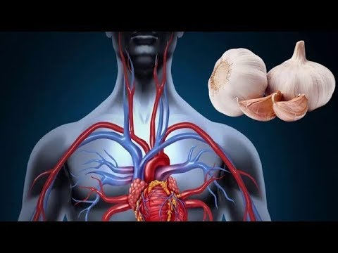 Eat 1 Clove of Raw Garlic Daily and This will happen to Your Body | Healthy Living Tips